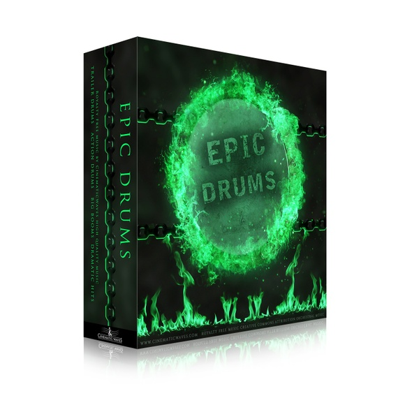 Epic Drums - Pack 2