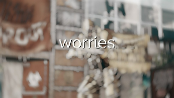 """worries"" Project File + Clips"