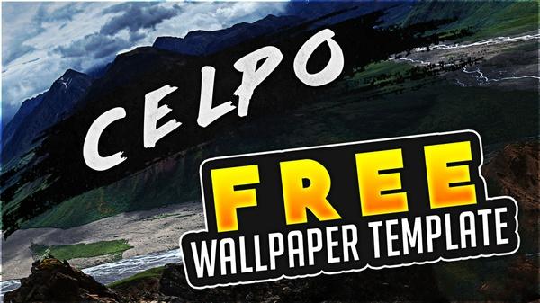FREE WALLPAPER TEMPLATE