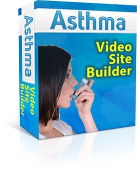 Asthma Video Site Builder (Including MRR)