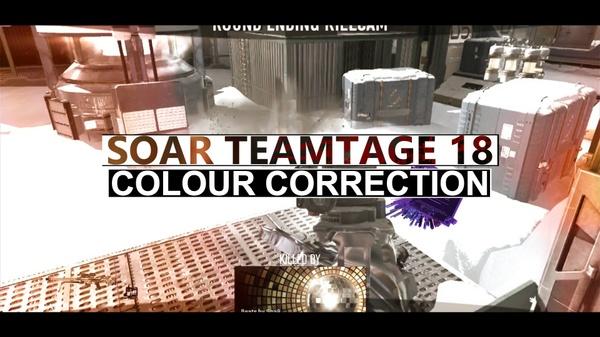 SoaR Teamtage 18 - Colour Correction