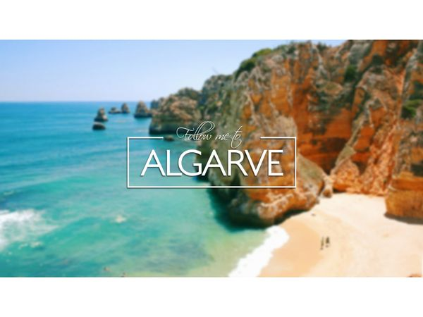 Follow me to Algarve