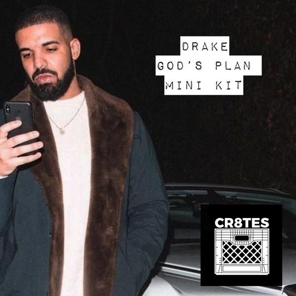 Drake - GOD's Plan (CR8TES MINIKIT)