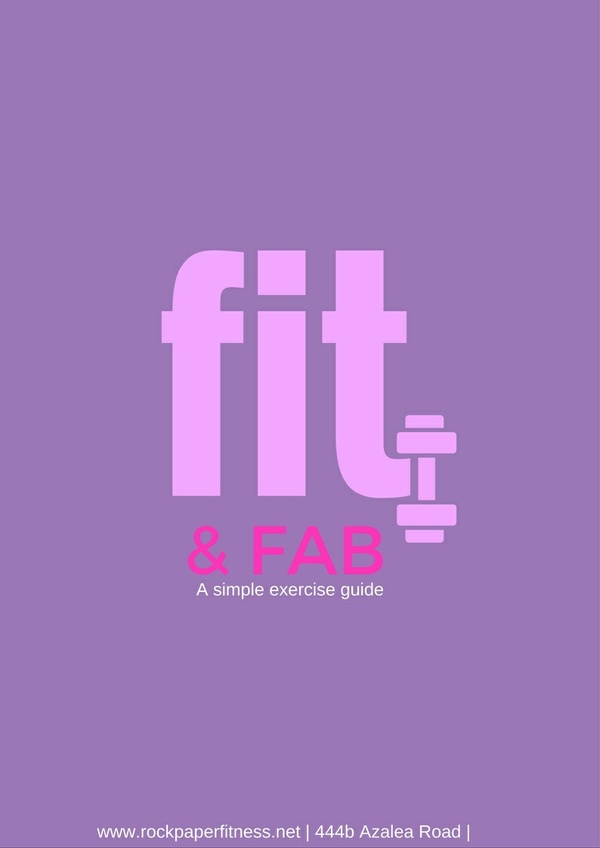 Fit & Fab -- A simple exercise guide