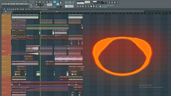 Future House/Bounce Drop FL STUDIO (FLP) (NEW SERIE) #17