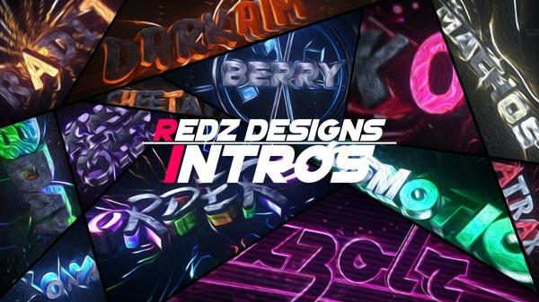 3D Intro | Brazil Sync / Chill | Redz Designs
