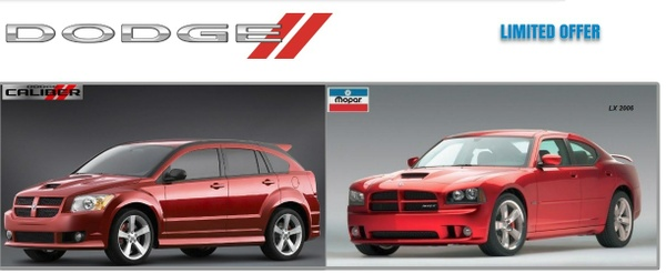 Dodge Caliber 2007 & Charger 2006 Factory service Manual