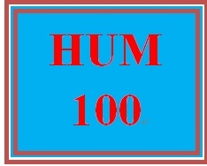 HUM 100 Week 5 The Medieval Period