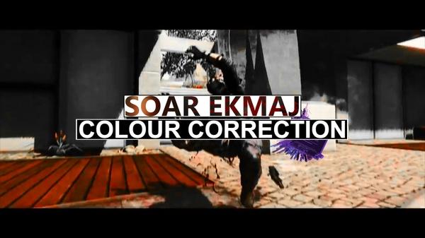 Introducing SoaR ekmaJ - Colour Correction!