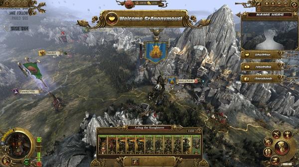 Overlay Total War: Warhammer Package [Stream]