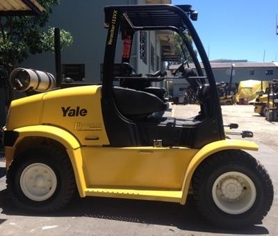 Yale Forklift E878: GDP135VX, GDP155VX, GLP135VX, GLP155VX, GP135VX, GP155VX Workshop Manual
