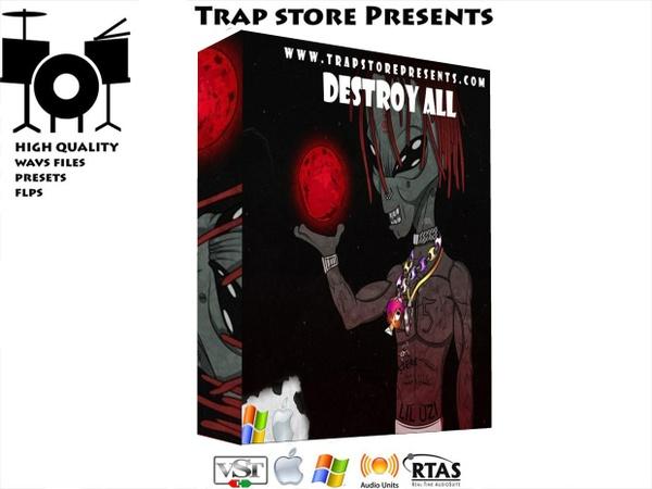 Trap Store Presents - DESTROY ALL PERCS V1