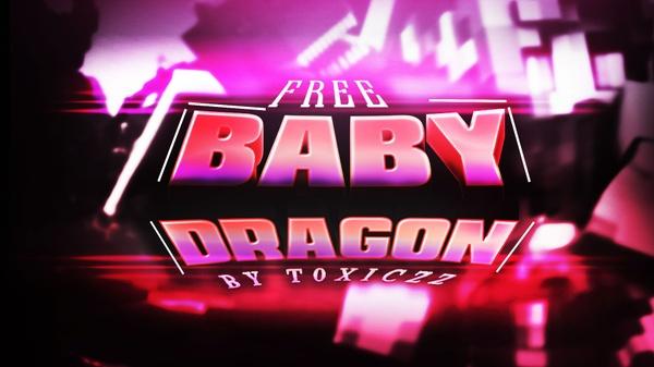 Minecraft Baby Dragon rig. (Cinema4D) By T0xicZz & LisPixel