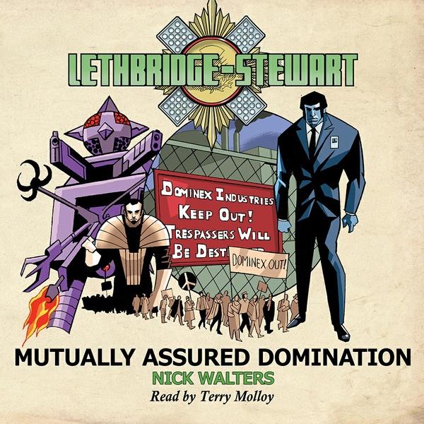 Lethbridge-Stewart: Mutually Assured Destruction