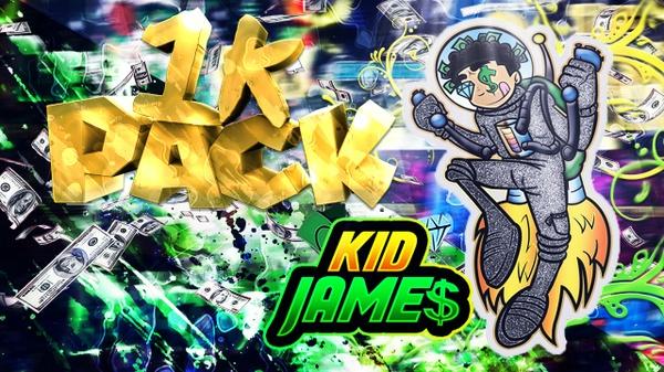 KidJames 1K Pack