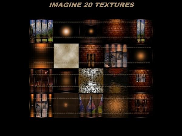 IMAGINE 20 TEXTURES