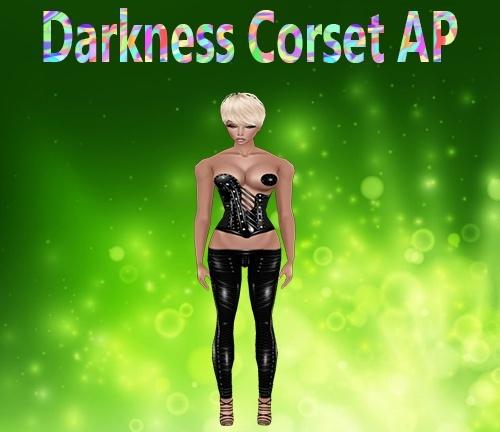 Darkness Corset AP