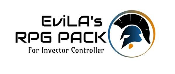 EviLA's RPG Pack for Invector