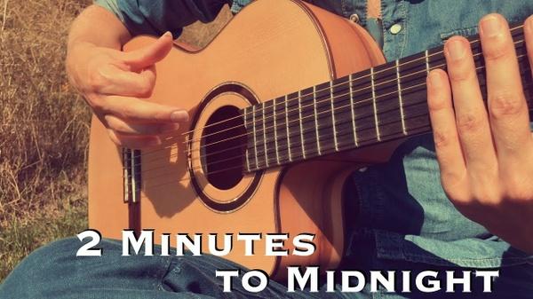 2 Minutes to Midnight (Iron Maiden) - Solo guitar arrangement by Thomas Zwijsen