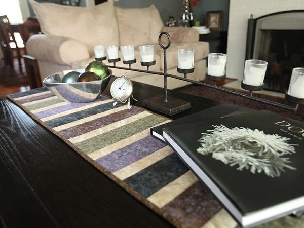 Sew Darn Charming Table Runner Pattern