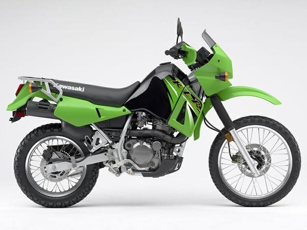 KAWASAKI KLR650, KLR500, KL650, KL500 MOTORCYCLE SERVICE REPAIR MANUAL SUPPLEMENT 1987-2002 DOWNLOAD