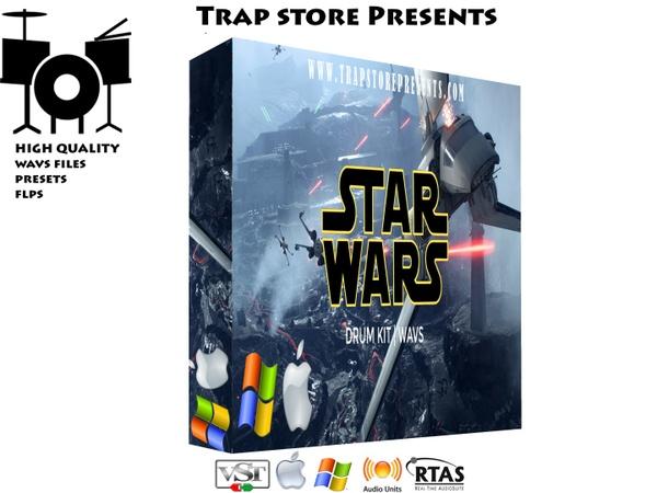 Trap Store Presents - Star Wars V1 (Inspire by 808 Mafia)
