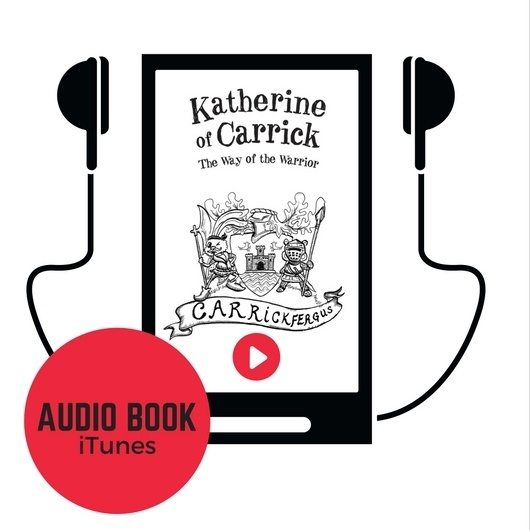 Audio Book - iTunes - Katherine of Carrick