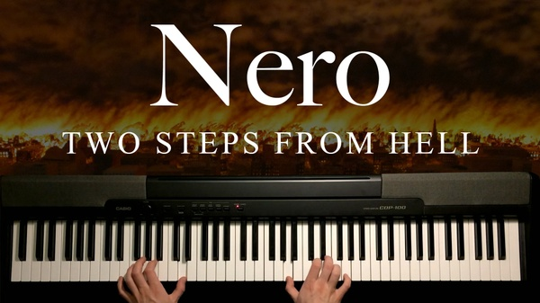 Nero Piano Sheet Music (Two Steps From Hell)