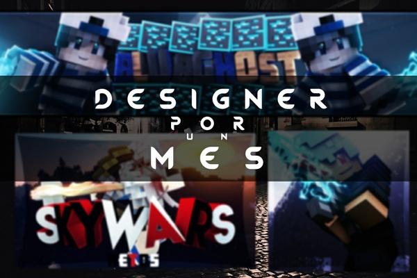 Designer Por Un Mes!