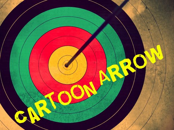 Cartoon Arrow Sound Pack 01