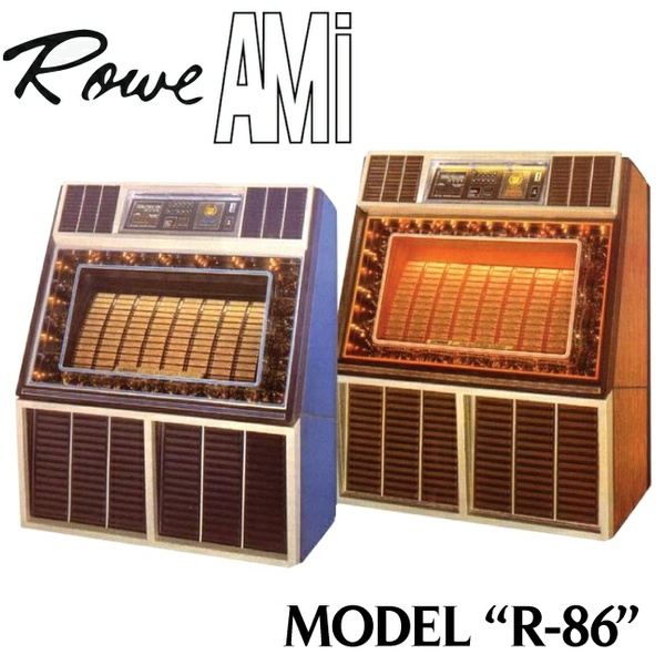 Rowe AMI  R-86 Blue Magic, Gold Magic      (1982)