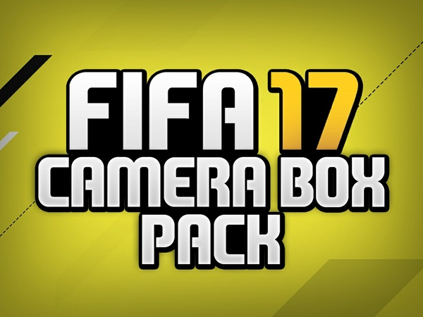 FIFA 17 CAMERA BOX PACK