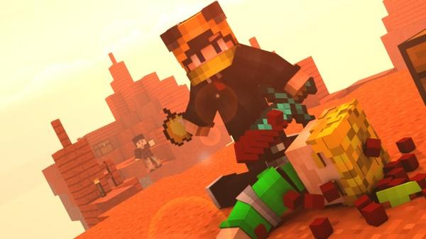Intro Minecraft :D (ON)  2/6