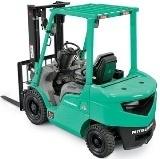 Mitsubishi Forklift Truck FD/FG 10N/15N/18N/20N/20CN/25N/30N/35AN/35N Operating Manual