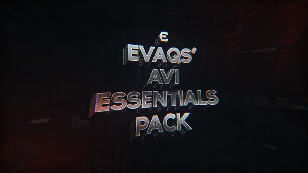 Evaqs' AVI Essentials Pack