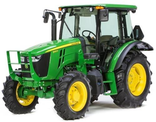 John Deere 5085E, 5095E and 5100E Tractors Repair Manual (TM128319)