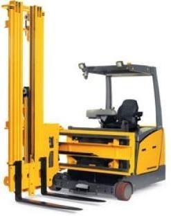 JETI Electrical Three-sided Forklift Truck EFX 100, EFX 125 (06.1997-12.2001) Workshop Manual