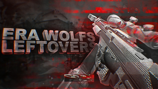 eRa Wolfs: Leftovers Thumbnail Template