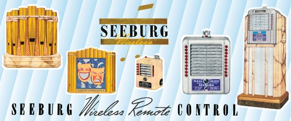Seeburg, Wall-O-Matic Remote Control & Wall-O-Matic Speaker Remote Systems