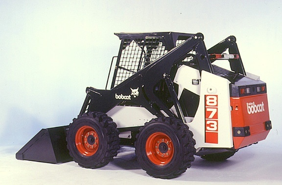 Bobcat 873 Skid Steer Loader Factory Service and Repair Manual (PDF)
