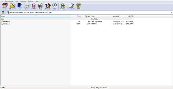 File Processing Using Visual Logic Programming