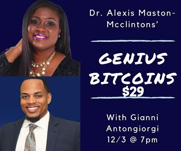 Genius Bitcoins