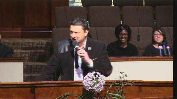"Rev. Tim Green 11-22-15pm "" Spiritual Authority"" MP4"