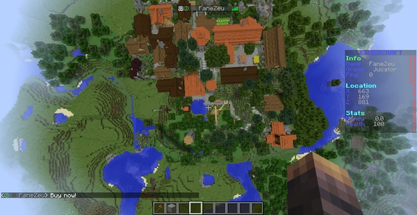 Minecraft 5 Dollars Server