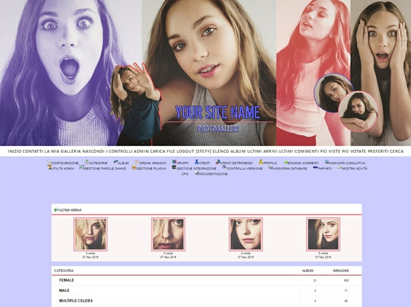 Coppermine premade #5