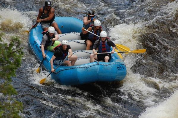 Penobscot Rafting 07/07/2017