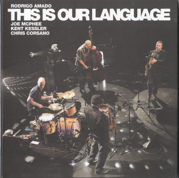 MW922 Rodrigo Amado - This is our language