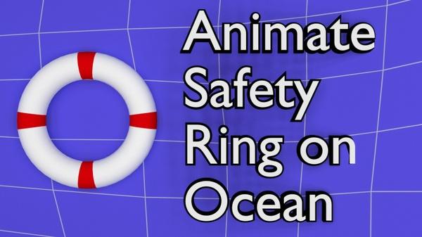 Safety Ring - Blender animation