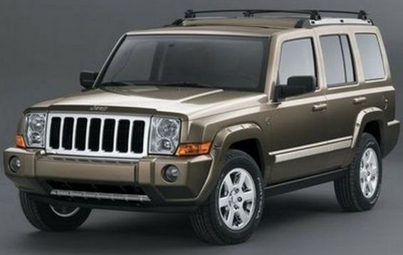 Jeep Commander XK 2006 2007 2008 2009 2010 Repair Manual