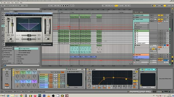 Ableton Live Progressive House Template 04.08
